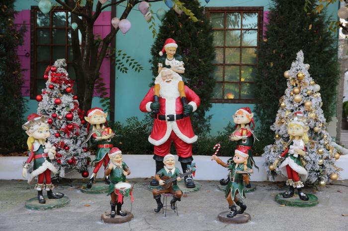청도 프로방스 크리스마스 산타마을 빛축제 2018  사진1