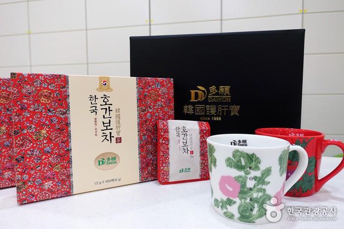 韓國多願護肝寶[韓國觀光品質認證/Korea Quality]한국다원호간보 [한국관광 품질인증/Korea Quality]4