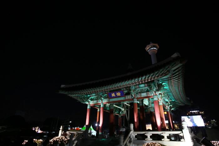釜山日出庆典<br>(부산해맞이축제)