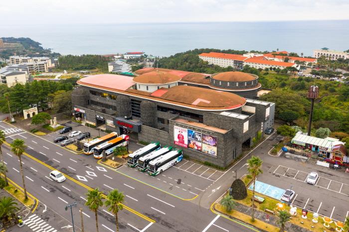 Tourismuskomplex Jungmun (중문관광단지)