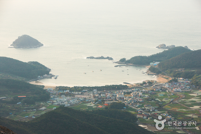 Hallyeohaesang National Park (Namhae District) (한려해상국립공원(남해))