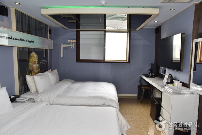 丹尼爾康帕內拉設計飯店(Design Hotel Daniel Campanella)[韓國觀光品質認證/Korea Quality]디자인호텔 다니엘 캄파넬라 [한국관광 품질인증/Korea Quality]