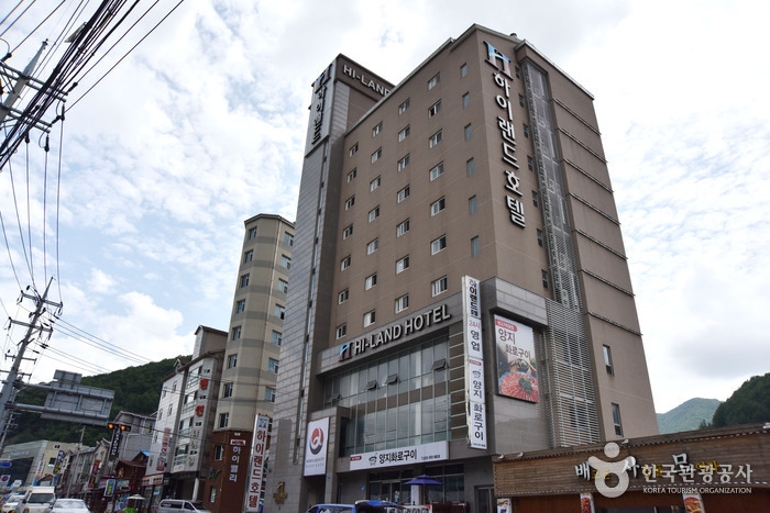 하이랜드호텔 [한국관광 품질인증/Korea Quality]