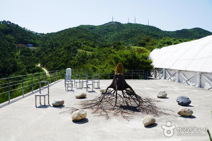 Parque Artístico Haslla Art World (하슬라아트월드)2