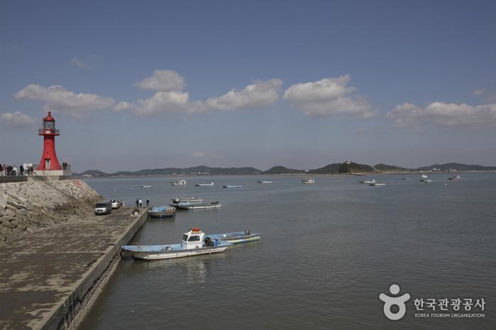 Insel Jebudo (제부도)