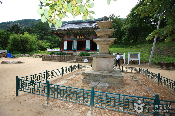 Буддийский храм Йонгукса (영국사 (영동))