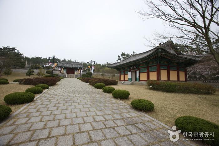 王仁博士故居(왕인박사유적지)