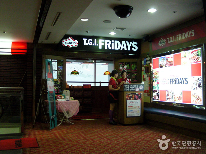 T.G.I. Friday's - Haeundae Branch (T.G.I 프라이데이스(해운대점))