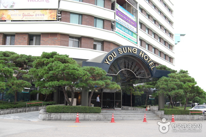 儒城ホテル(유성호텔)