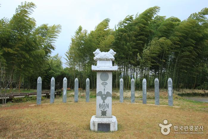 Корейский музей бамбука (한국대나무박물관)40