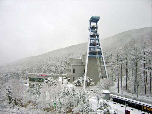 Музей каменного угля в г. Тхэбек (태백석탄박물관)3