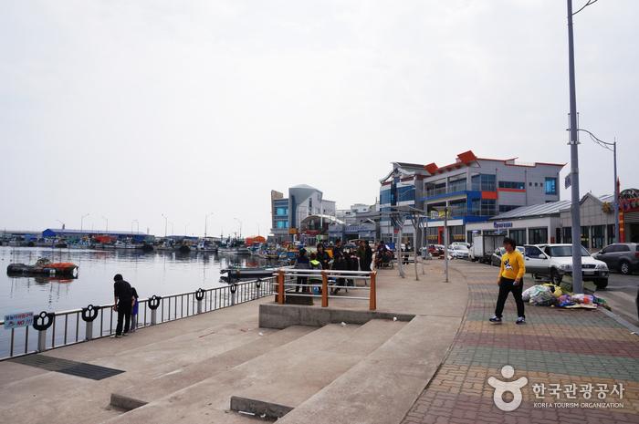 Hafen Daepohang (대포항)