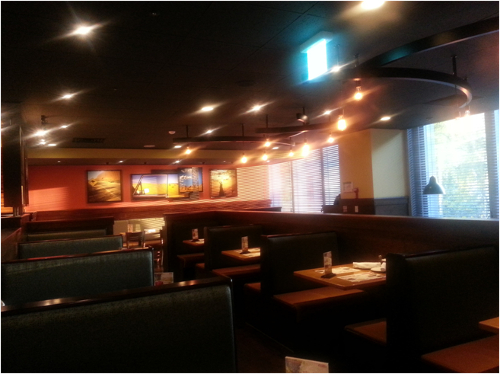 Closed: Outback Steakhouse - Gwanghwamun Branch (아웃백스테이크하우스(광화문점))