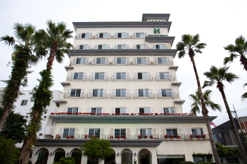 Daekuk Isleinn Hotel - (대국아일린호텔)
