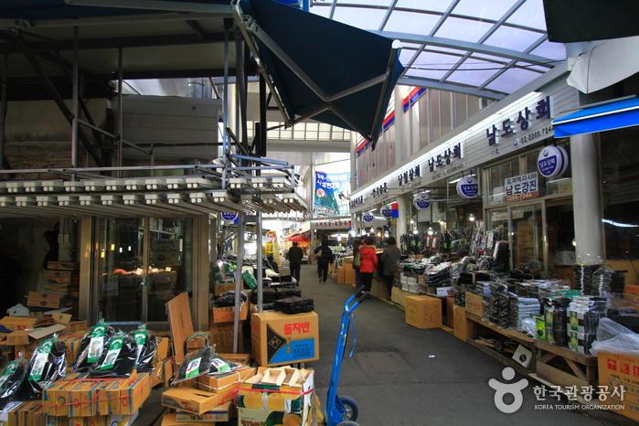 서울 중부시장