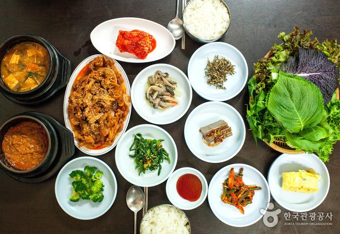 서울 5대 궁궐 주변 맛집