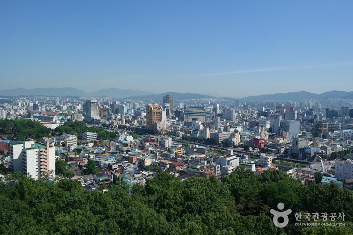 Парк Сачжик в Кванчжу (사직공원(광주))7