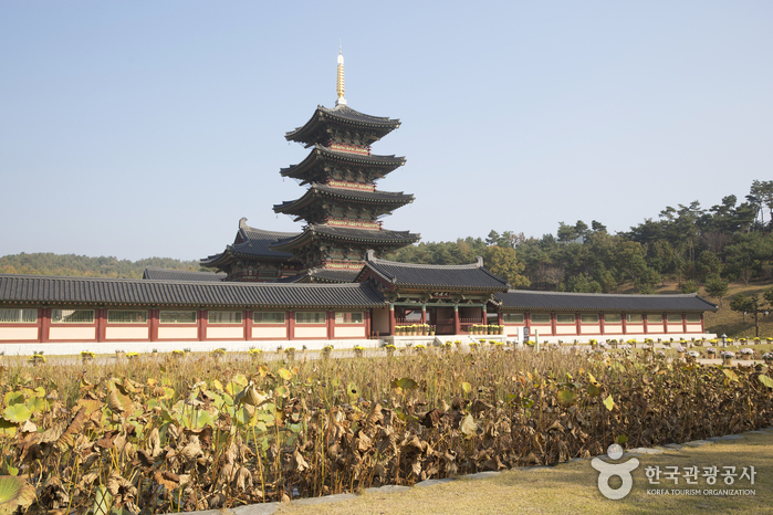 Baekje-Kulturkomplex (백제문화단지)