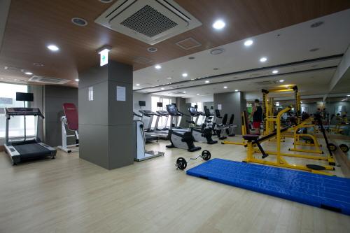 호텔 더마크 해운대[한국관광품질인증/Korea Quality] 사진4