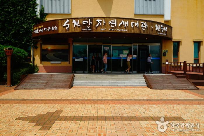 Suncheonman Bay Eco-Museum (순천만 자연생태관)
