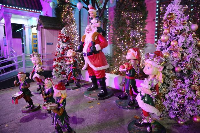 청도 프로방스 크리스마스 산타마을 빛축제 2018  사진19