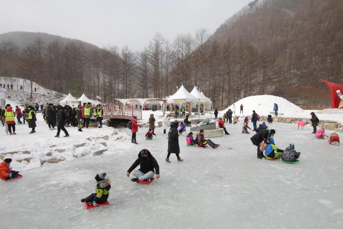 太白山雪祭り(태백산눈축제)