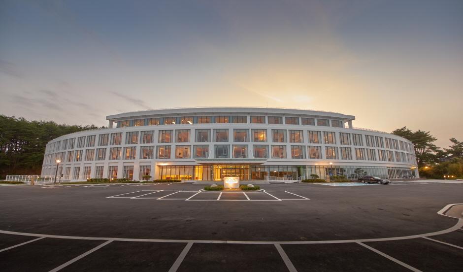 洛山ビーチホテル(낙산비치호텔)
