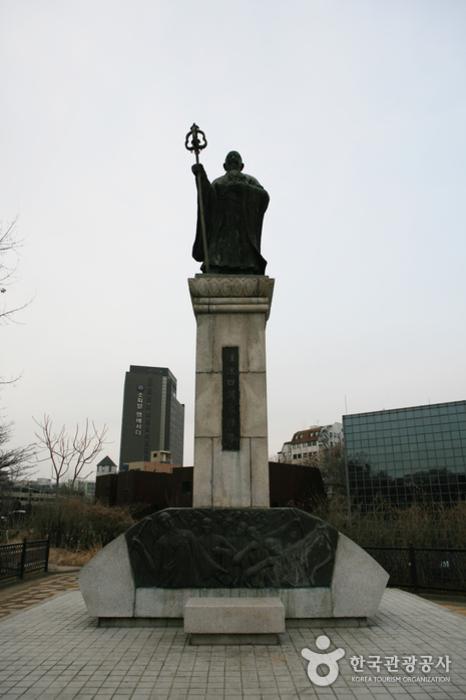 Парк Чанчхундан (장충단공원)12