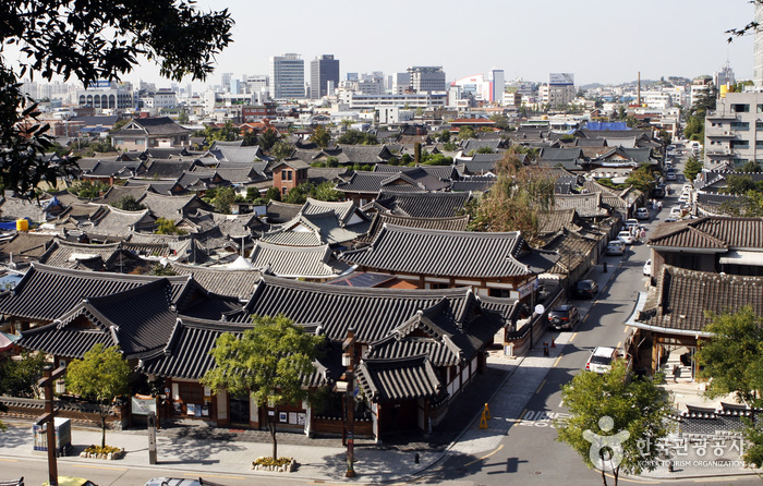 Jeonju Hanok Village...
