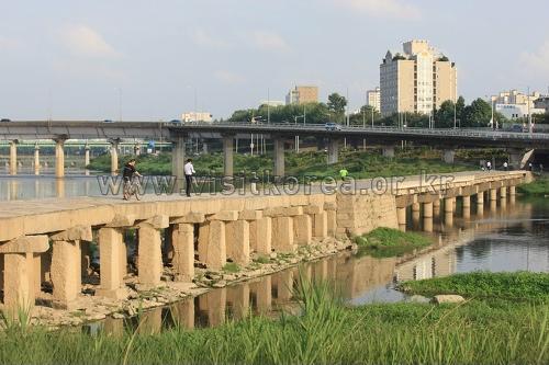 서울 살곶이 다리