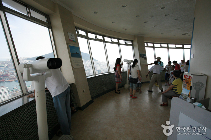 Busan Tower (Yongdusan Park) (부산타워)
