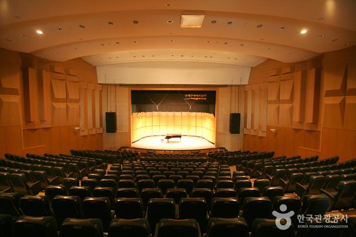 Daedeok Kulturzentrum (대덕문화전당)