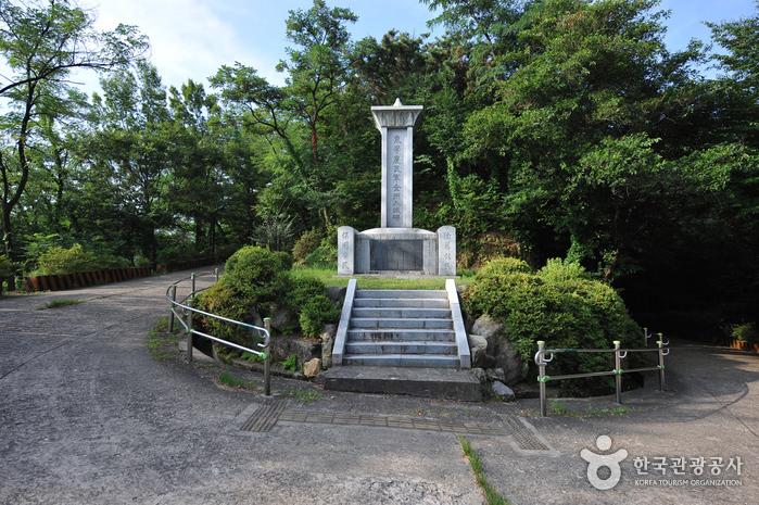 完山七峰(完山公園)(완산칠봉(완산공원))