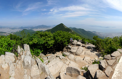 Manisan Mountain (마니...