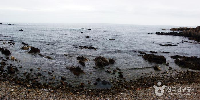 거진1리해변