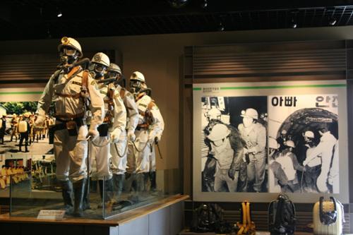 Музей каменного угля в г. Тхэбек (태백석탄박물관)6