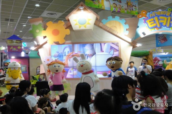 Seoul Comic-und Animations Messe (서울 캐릭터라이선싱페어)