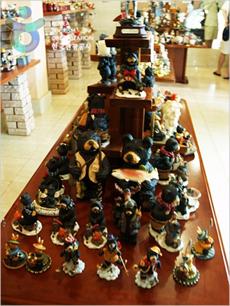Chocolate Museum (초콜릿 박물관)