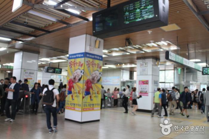 Dong Seoul Bus Terminal (동서울종합터미널)