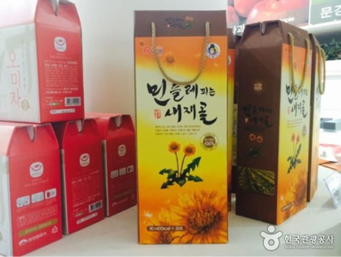 문경시 농특산물 판매장(문경새재장터)