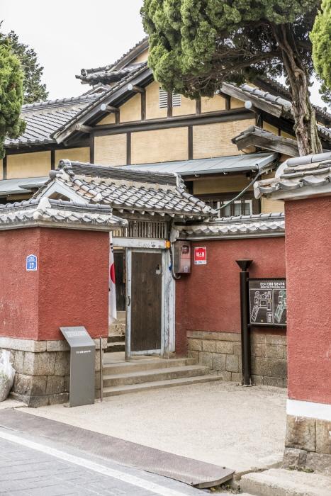 일본식 가옥 형태를 간직한 히로쓰 가옥