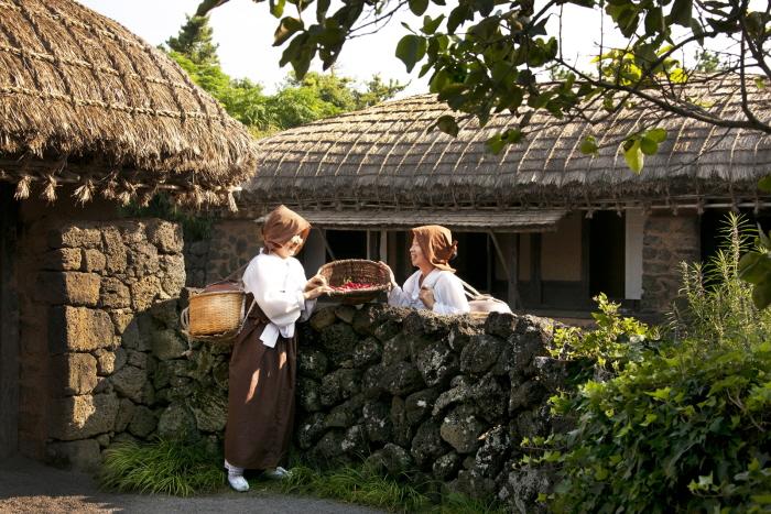 Фольклорная деревня Чечжу (제주민속촌)6