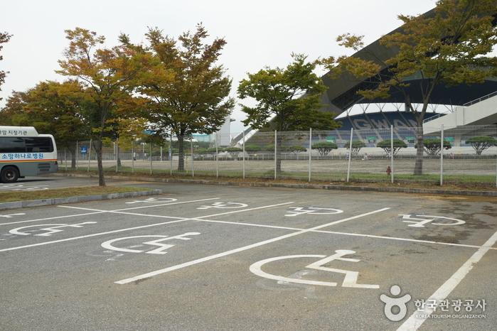 Стадион Чемпионата мира по футболу в Кванчжу (광주월드컵경기장)13