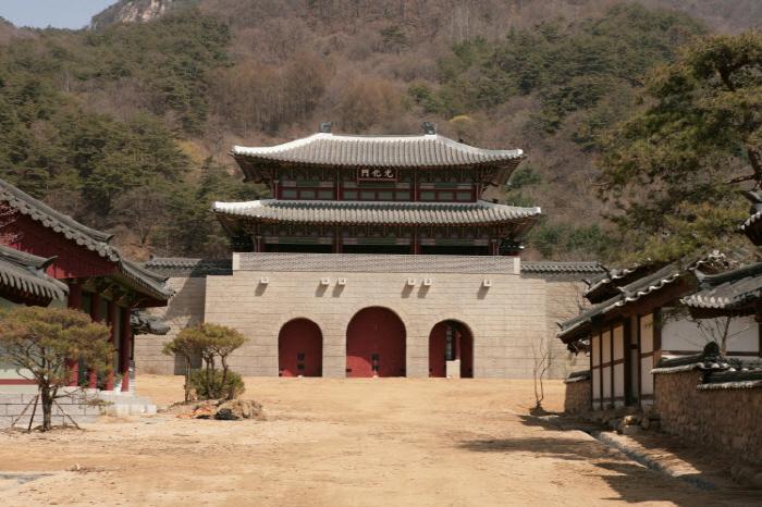 Mungyeongsaejae Open Set (문경새재 오픈 세트장)
