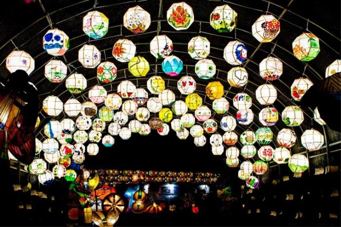 해인연등축제 2017  사진3