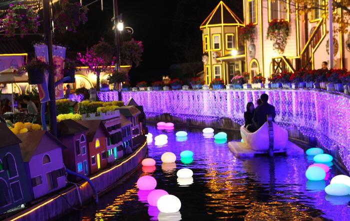 허브아일랜드 불빛동화축제 2018  사진8
