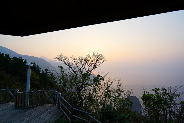 Seokpo-Observatorium (석포전망대)