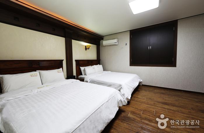 バナナホテル[韓国観光品質認証](바나나호텔[한국관광품질인증/Korea Quality])