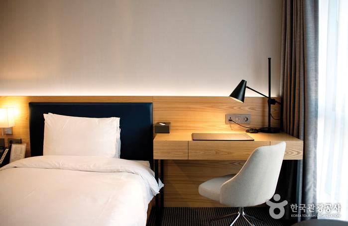 センタム・プレミアホテル [韓国観光品質認証] (센텀프리미어 호텔 [한국관광 품질인증/Korea Quality])
