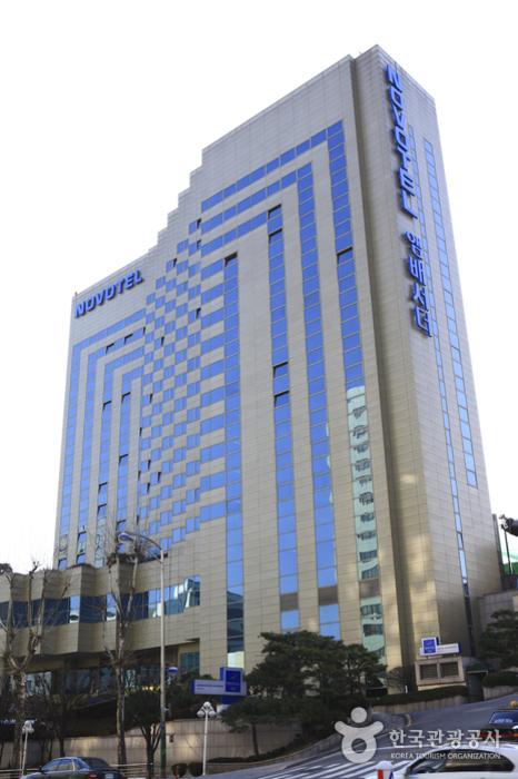 Novotel Ambassador Gangnam, Seoul (노보텔 앰배서더 강남)